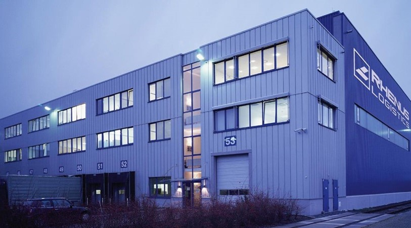 Rhenus Pharma & Healthcare Warehouse Berlin North