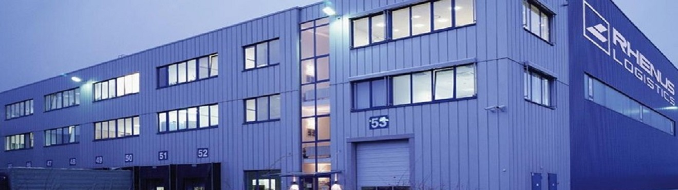 Rhenus Logistics Center Berlin North