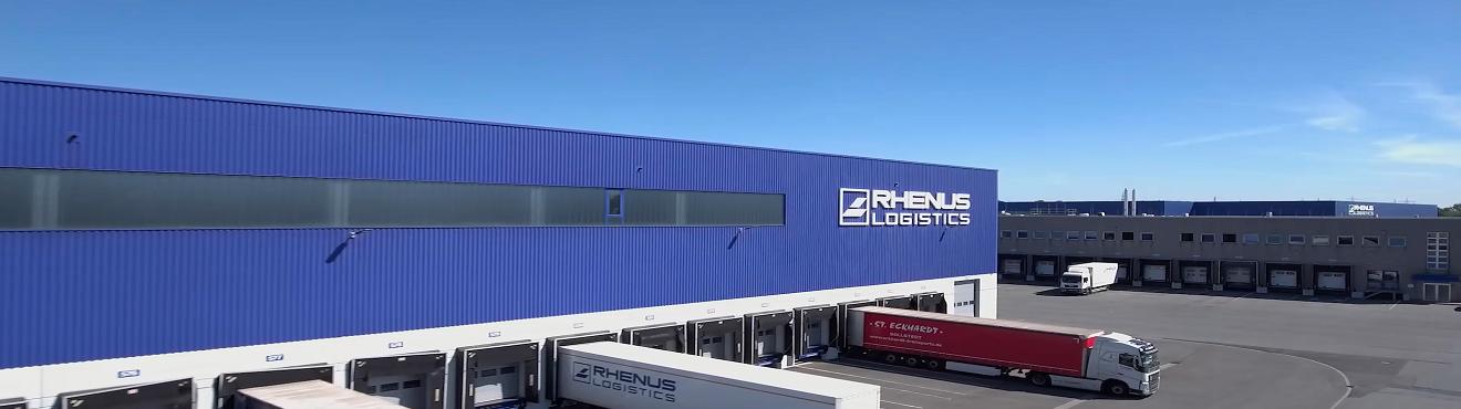 Ups Ginsheim Gustavsburg the rhenus logistics center berlin rhenus logistics pharma