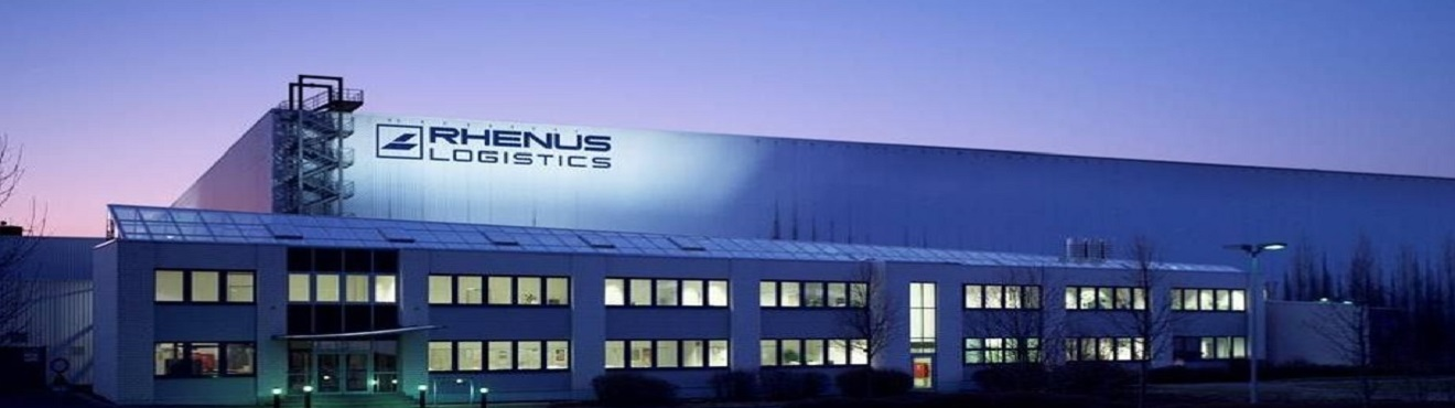 Rhenus Logistics Center Gießen
