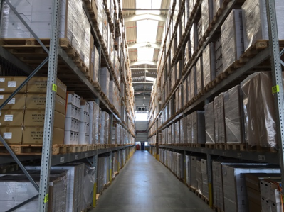 High Bay Racks Pharma and Healthcare Warehouse Bingen