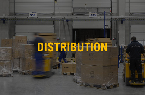 Supply Chain Solutions for Distribution