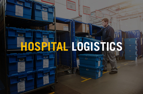 Supply Chain Solutions for Hospitals Logistics