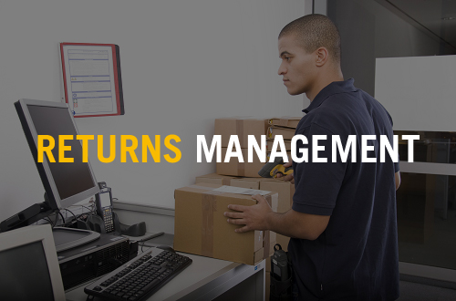Supply Chain Solutions for Returns Management