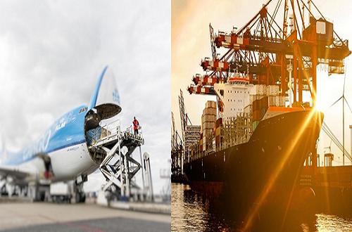 Air & Ocean Freight